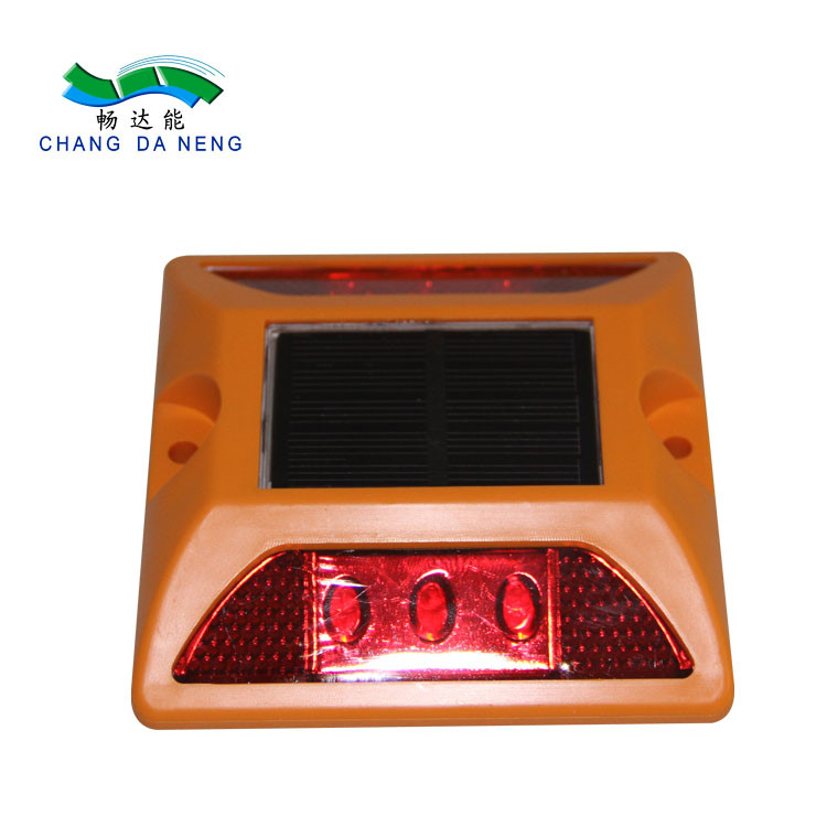 ABS Plastic LED Traffic Signal Lights Raised Pavement Marker CDN-D022